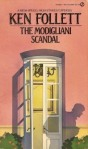The Modigliani Scandal — Book Cover