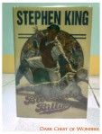 One word: Awesome! Stephen King's Blockade Billy book front cover