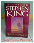 The Dark Tower IV: The Wizard and the Glass - Book Cover