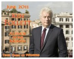 June 2011 Author of the Month: Ken Follett