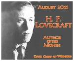 H. P. Lovecraft - Author of the Month