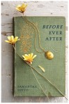 Before Ever After — Book Cover Picture