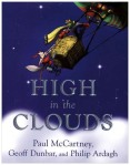 High in the Clouds — Book Cover