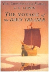 The Voyage of the Dawn Treader — Book Cover
