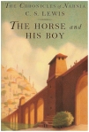The Horse and his Boy — Book Cover