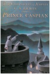 Prince Caspian — book cover