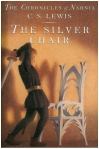 The Silver Chair — Book Cover