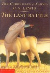 The Last Battle — Book Cover