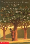 The Magician's Nephew — Book Cover