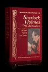 The Complete Stories of Sherlock Holmes by Sir Arthur Conan Doyle