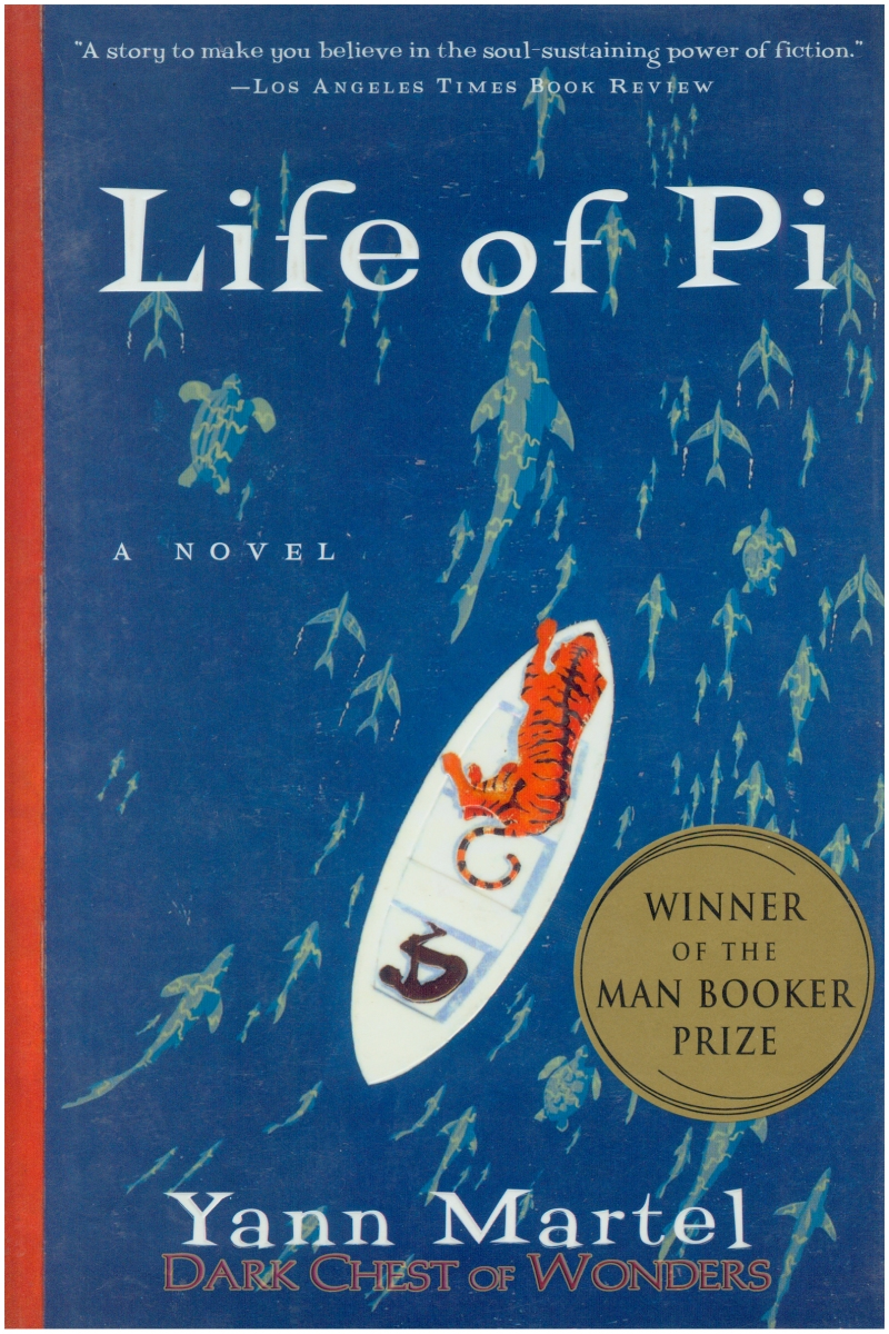 the symbolism of animals in yann martels novel life of pi Life of pi yann martel harcourt books: animals the first half of the novel is a preparatory half—without considering the meaning that his mortal life has.