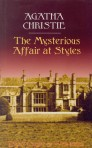 The Mysterious Affair at Styles — Book Cover
