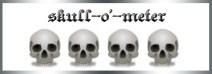 Four Skulls Rating